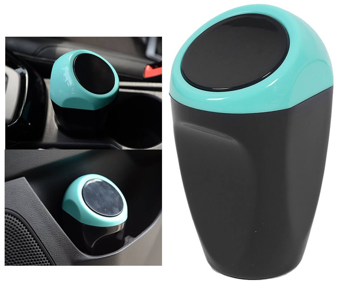 Mini Car Waste Bin