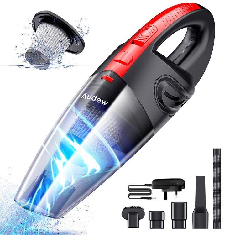 Cordless Car Vacuum Cleaner