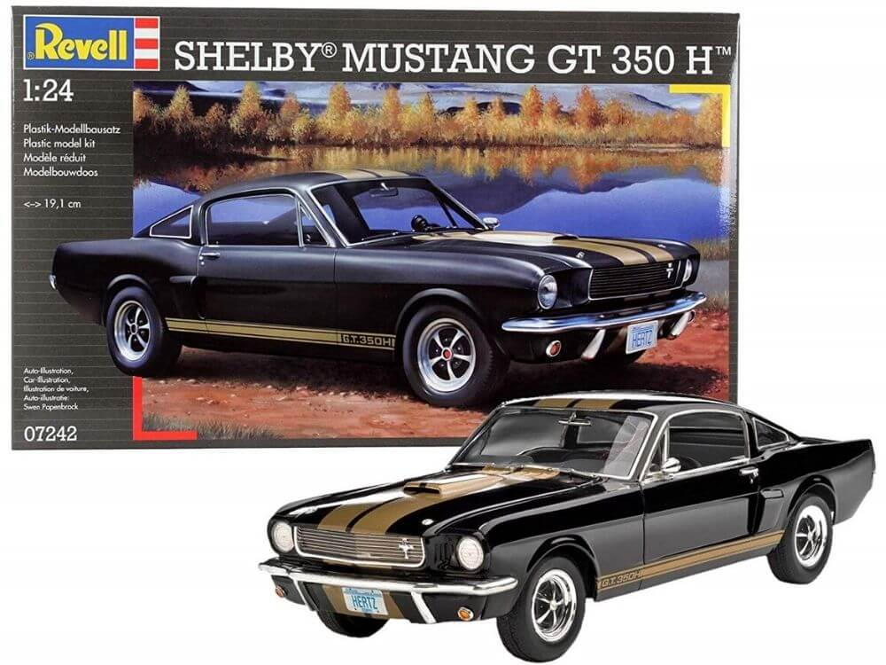 Classic Mustang Car Desk Ornament