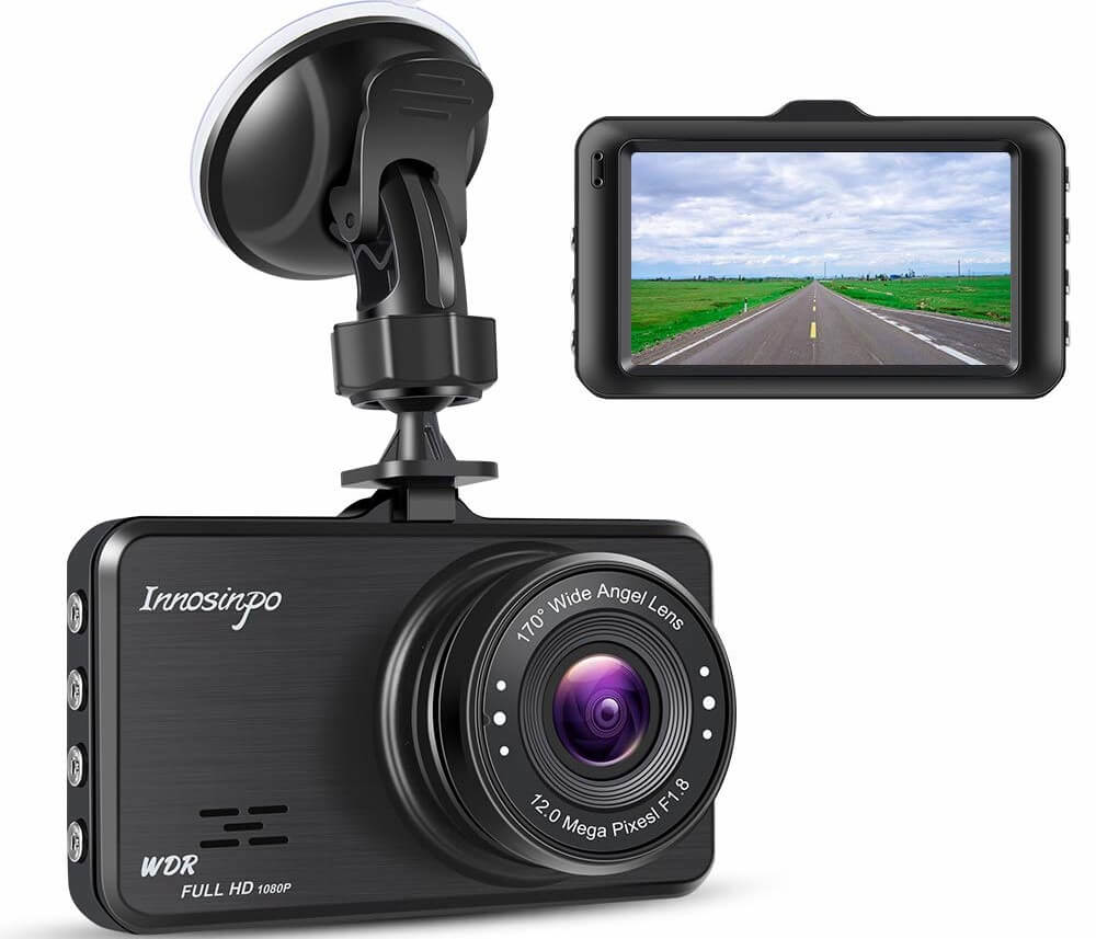 Dash Cam for New Cars