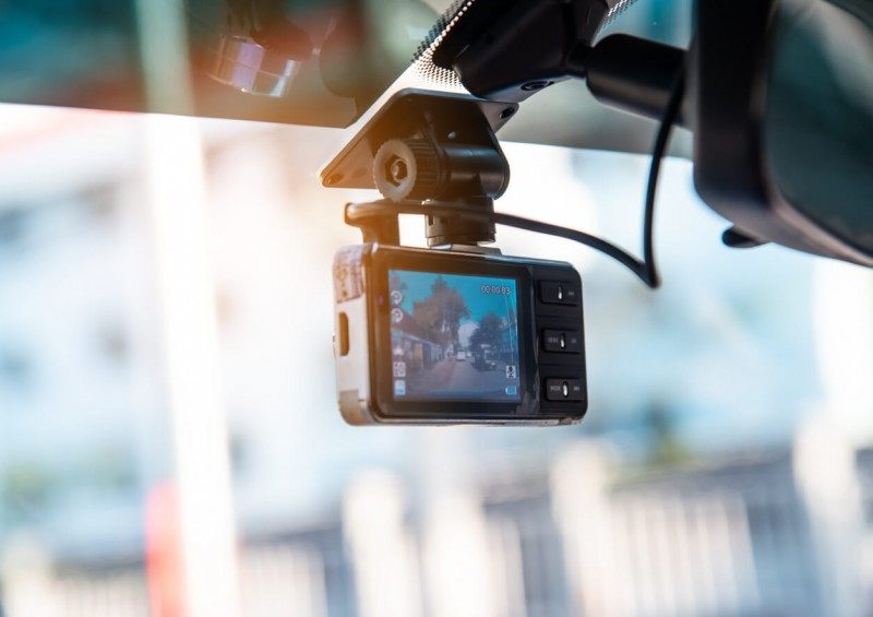 Dash cam fitted for car insurance discount