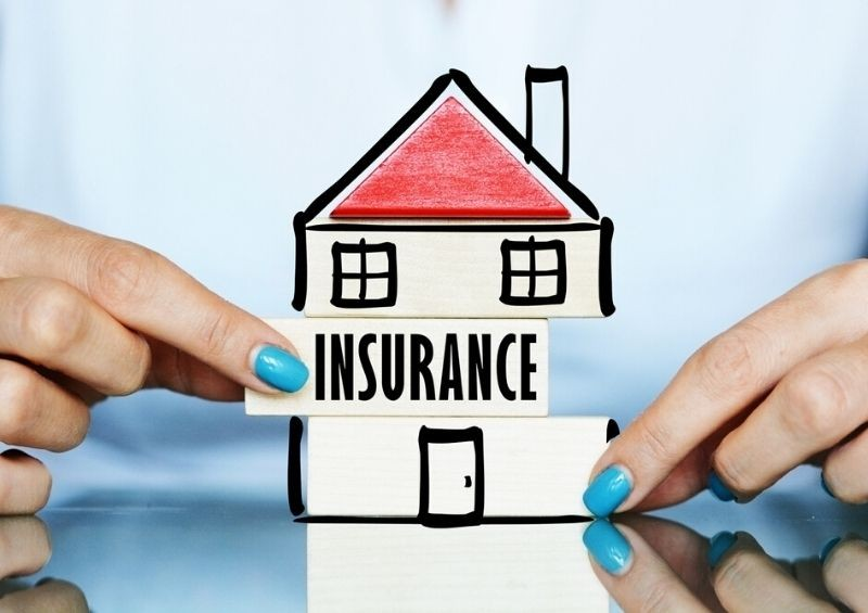 Invalidated or void home insurance graphic