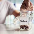 Putting money into a pension pot
